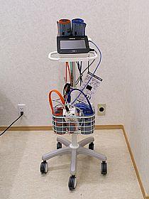 脈波検査機器の写真